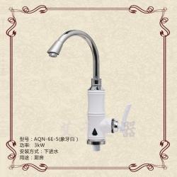 AQN-6E-5(象牙白)电热水龙头