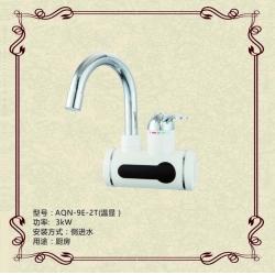AQN-9E-2T(白)数显电热水龙头